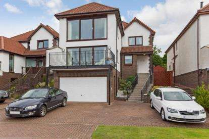 4 Bedrooms Detached House for sale in Burns Drive, Wemyss Bay