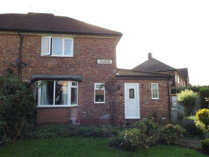 3 Bedrooms Semi Detached House for sale in Lee Avenue, Broadheath, Altrincham, Greater Manchester