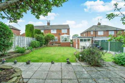 3 Bedrooms Semi Detached House for sale in Kingsley Drive, Harrogate, North Yorkshire, Harrogate