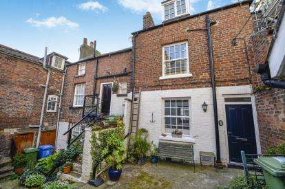 1 Bedroom Terraced House for sale in Elders Yard, Silver Street, Whitby, North Yorkshire
