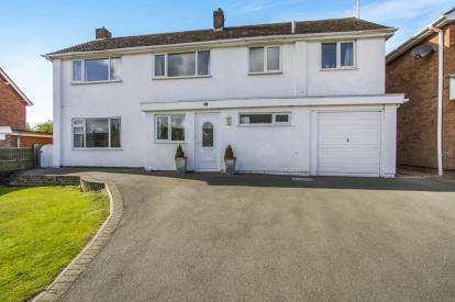 4 Bedrooms Detached House for sale in Greenway, Kibworth Beauchamp, Leicester, Leicestershire