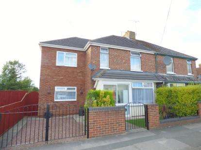 4 Bedrooms Semi Detached House for sale in Hughes Street, Swindon, Wiltshire