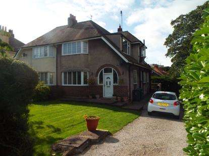4 Bedrooms Semi Detached House for sale in Yerburgh Avenue, Colwyn Bay, Conwy, LL29