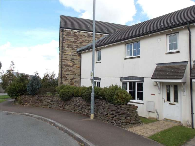 3 Bedrooms Terraced House for sale in Bluebell Way, Kensey Parc, Launceston