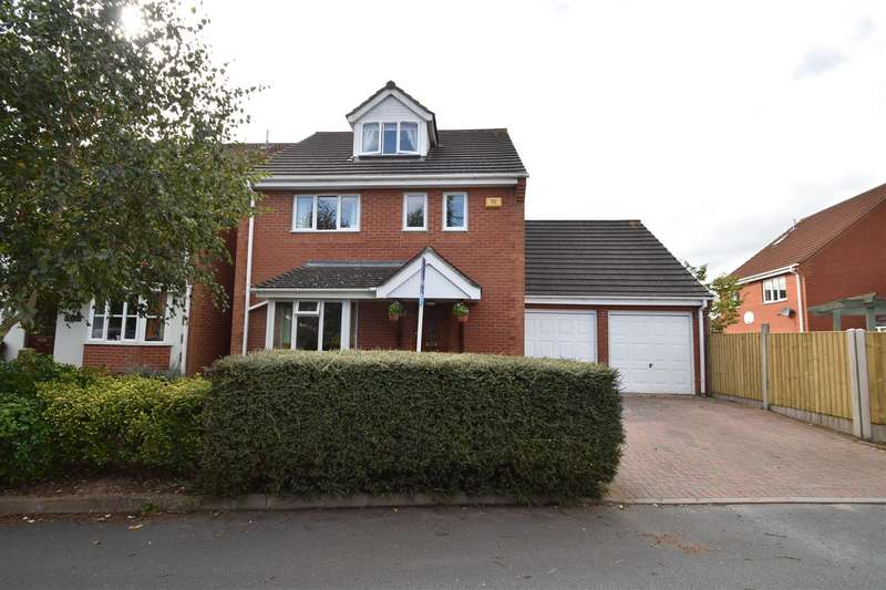 5 Bedrooms House for sale in Primrose Crescent, Worcester