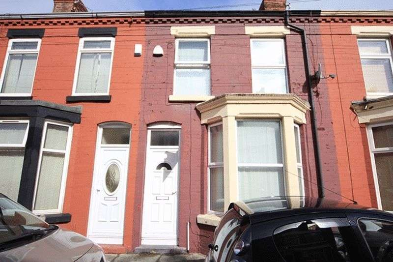 2 Bedrooms Terraced House for sale in Grosvenor Road, Wavertree, Liverpool, L15