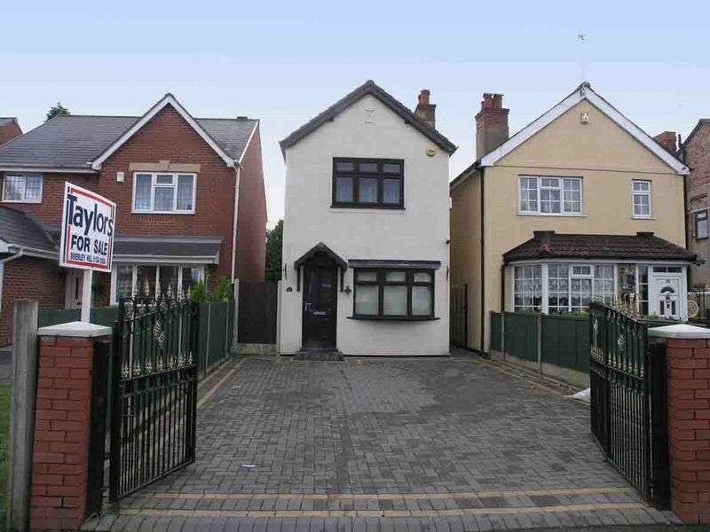 2 Bedrooms Detached House for sale in BRIERLEY HILL, Quarry Bank, Mount Pleasant