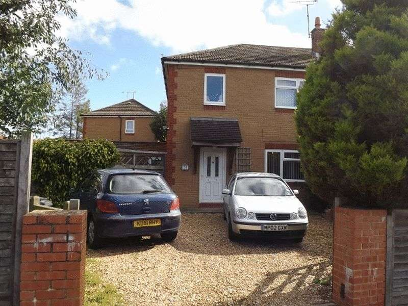 3 Bedrooms Semi Detached House for sale in Freedom Avenue, Yeovil