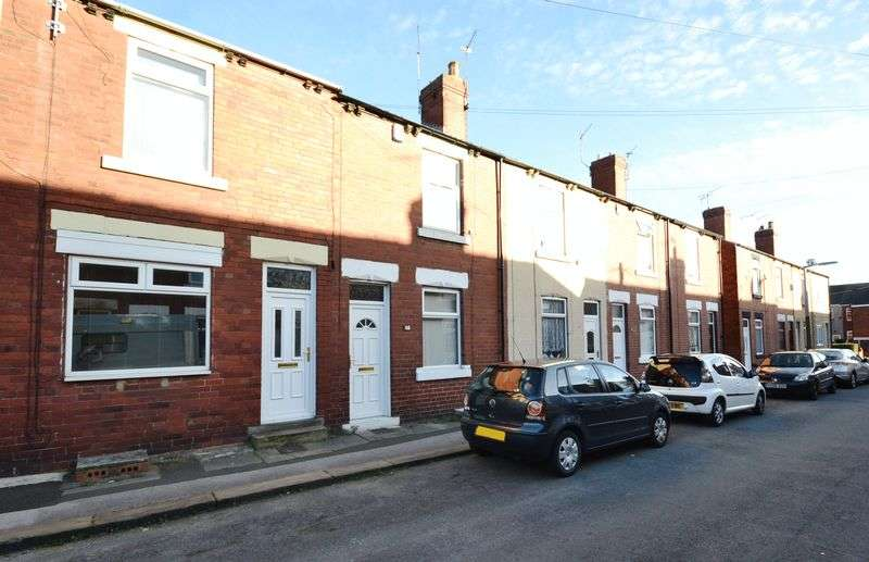 2 Bedrooms Terraced House for sale in Arthur Street, Rotherham