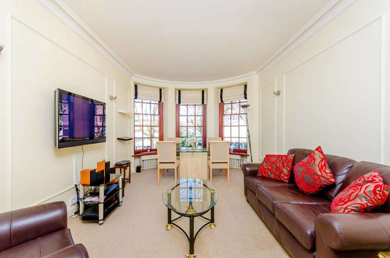2 Bedrooms Flat for sale in Avenue Lodge, St John's Wood, NW8