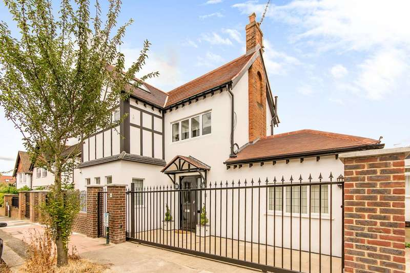 4 Bedrooms House for sale in Park Avenue, Golders Green, NW11