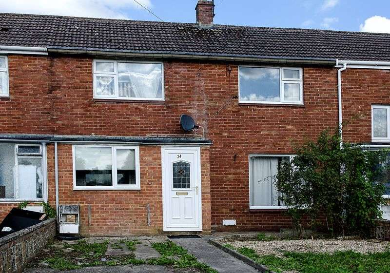 2 Bedrooms Terraced House for sale in The Dene, Warminster