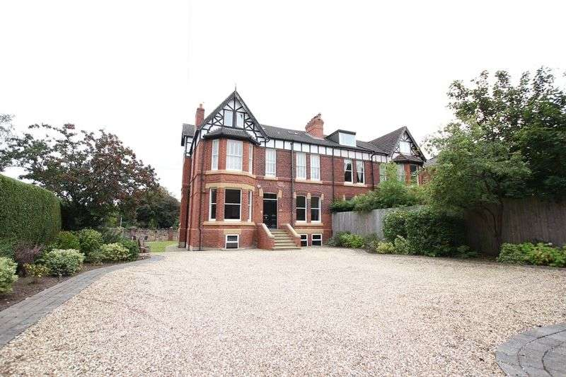 5 Bedrooms Semi Detached House for sale in Bidston Road, Oxton, Wirral