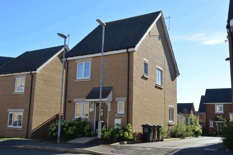 3 Bedrooms Detached House for sale in Epping Road, Little Stanion, Corby