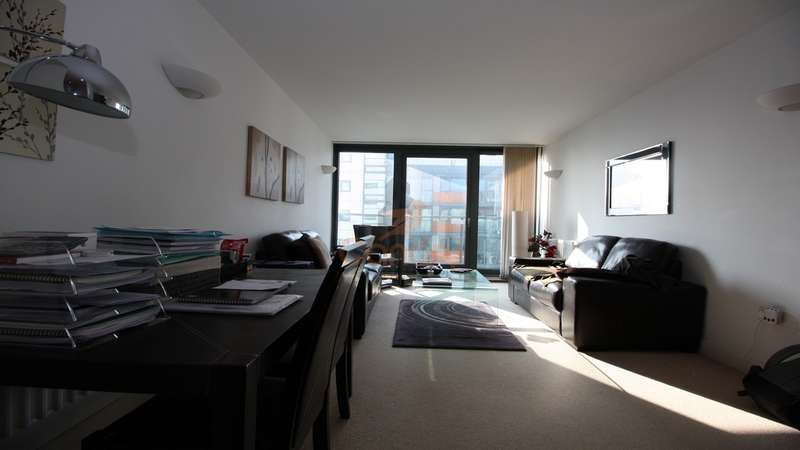 1 Bedroom Apartment Flat for sale in Neutron Tower, London E14