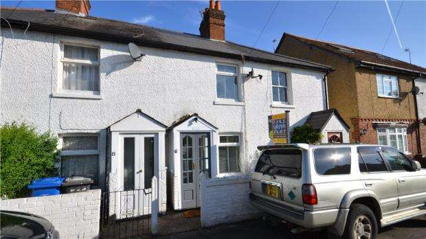 2 Bedrooms Terraced House for sale in North Star Lane, Maidenhead, Berkshire