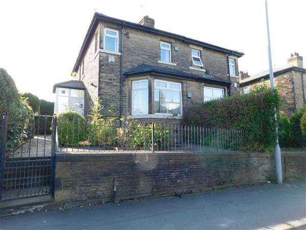 3 Bedrooms Semi Detached House for sale in Smiddles Lane, Bradford