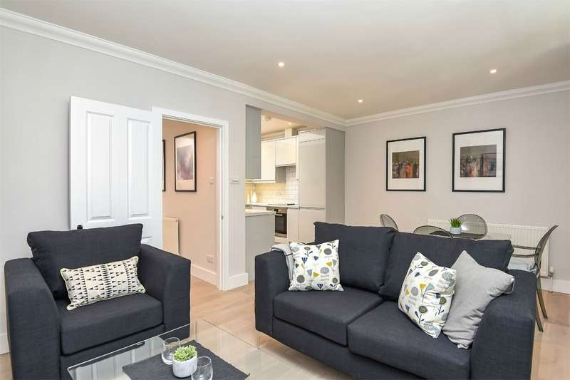 1 Bedroom Flat for sale in Red Lion Street, Richmond, Surrey