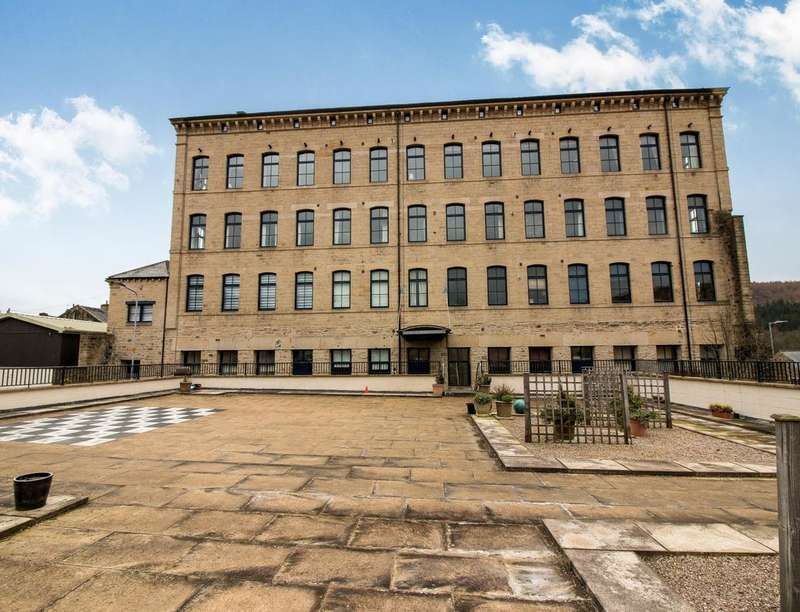 1 Bedroom Flat for sale in The Locks, Bingley, BD16