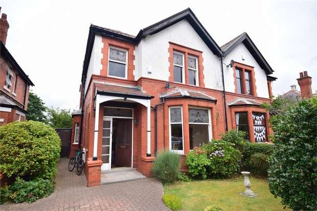 5 Bedrooms Semi Detached House for sale in 19 Central Drive, LYTHAM ST ANNES, Lancashire