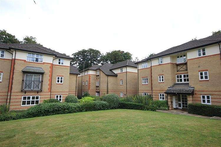 2 Bedrooms Apartment Flat for sale in Beech Court, Balmore Park, Caversham, RG4