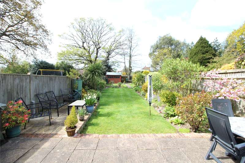 3 Bedrooms Semi Detached House for sale in Offington Avenue, Offington, Worthing, BN14