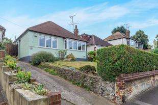 2 Bedrooms Bungalow for sale in Woodlands Road, Gillingham, Kent, .