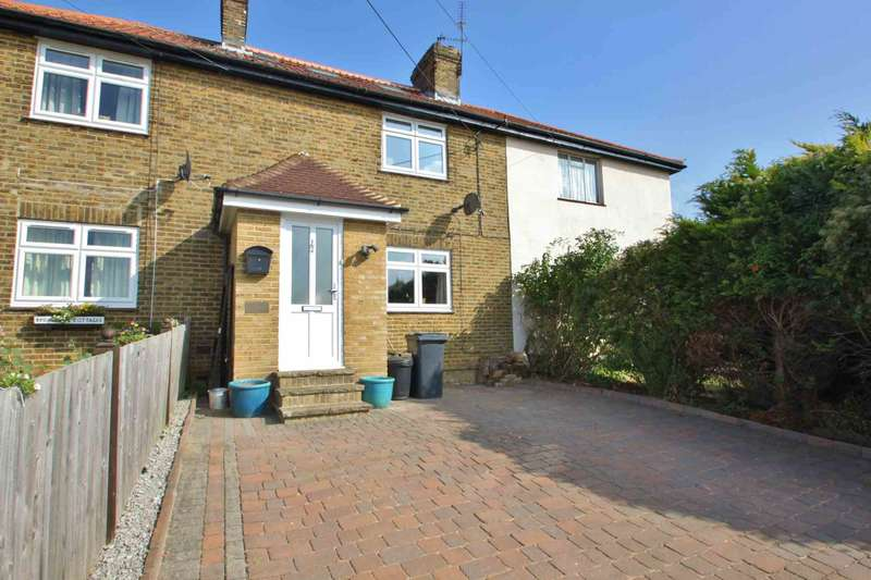 4 Bedrooms Terraced House for sale in Springdale Cottages, Rochester