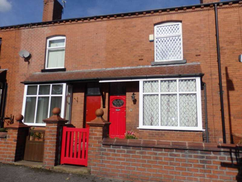 2 Bedrooms Terraced House for sale in Malvern Avenue, Heaton