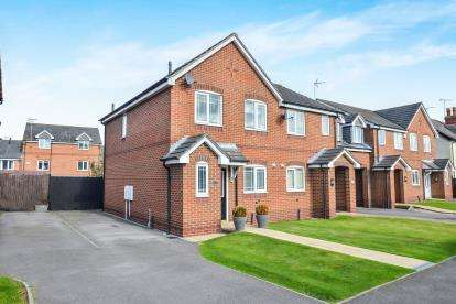 3 Bedrooms Terraced House for sale in Stuart Street, Sutton-In-Ashfield, Nottinghamshire, Notts