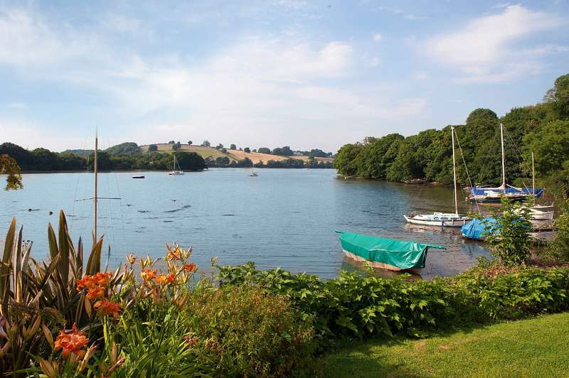 4 Bedrooms Detached House for sale in Seal House, Lower Street, Dittisham, Near Dartmouth