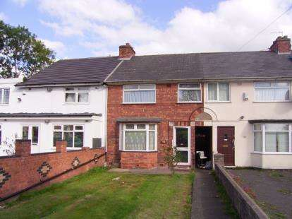 3 Bedrooms Terraced House for sale in Eastfield Road, Bordesley Green, Birmingham, West Midlands