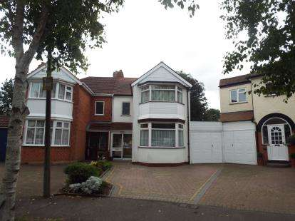 3 Bedrooms Semi Detached House for sale in Hatchford Avenue, Solihull, West Midlands