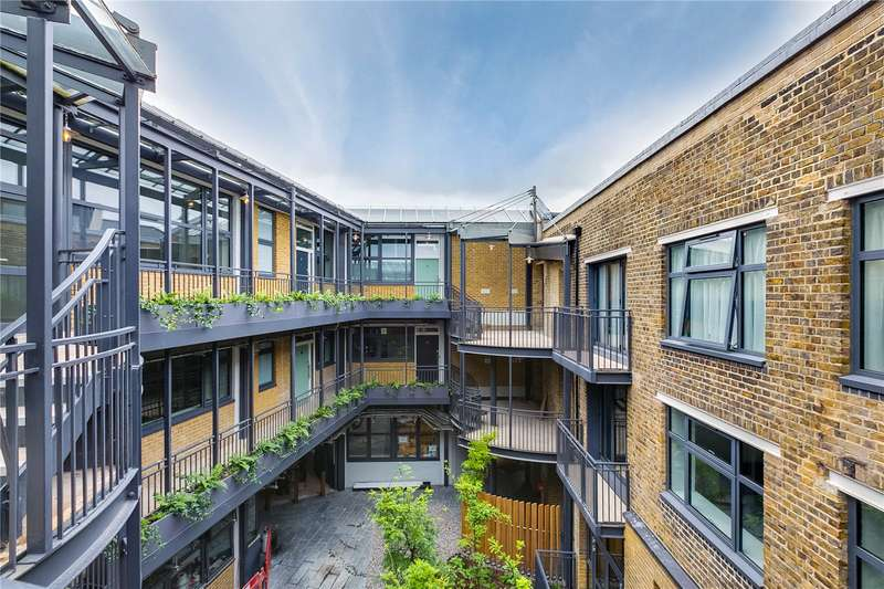 2 Bedrooms Flat for sale in Hunts Paper Factory, Atalanta Street, SW6