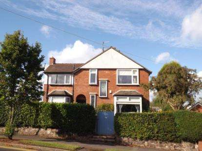 4 Bedrooms Detached House for sale in The Avenue, Stoke-on-Trent, Staffordshire