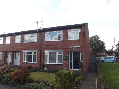 3 Bedrooms End Of Terrace House for sale in Caunce Avenue, Newton-Le-Willows, Merseyside