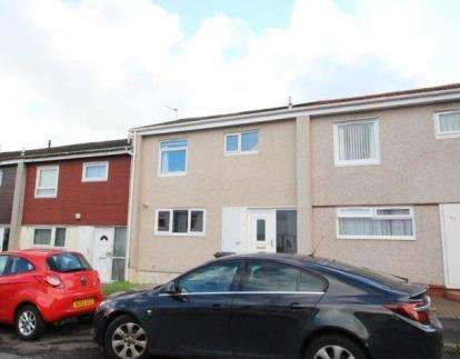 3 Bedrooms Terraced House for sale in Hawthorn Terrace, East Kilbride, Glasgow, South Lanarkshire