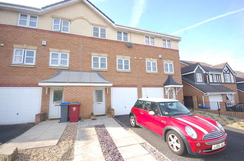 3 Bedrooms Town House for sale in Tower View, Blackpool