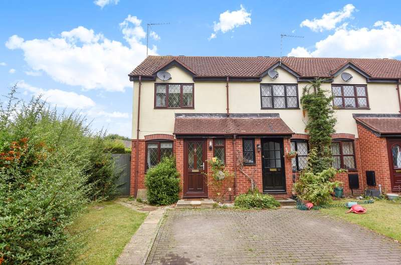 2 Bedrooms End Of Terrace House for sale in Ottershaw
