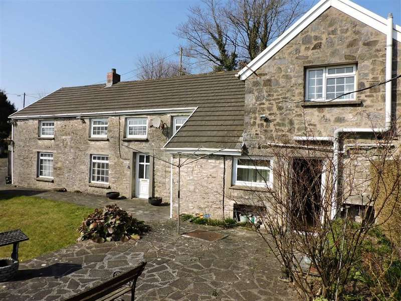 4 Bedrooms Property for sale in Pontantwn, Kidwelly