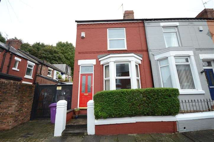 2 Bedrooms Terraced House for sale in Gladeville Road, Aigburth, Liverpool, L17