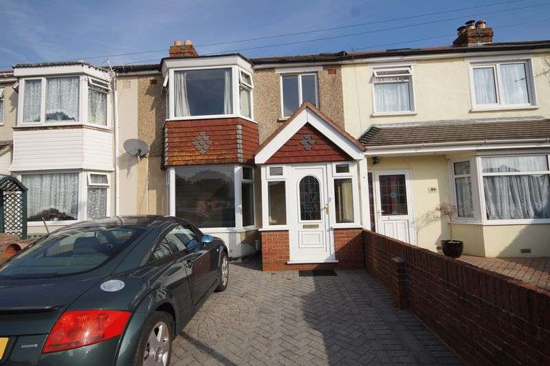 3 Bedrooms Terraced House for sale in Windmill Grove, Portchester, Fareham, PO16
