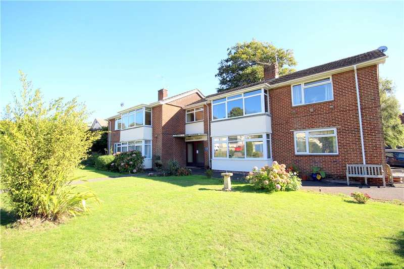 2 Bedrooms Flat for sale in Dansie Court, 15 Dansie Close, Lower Parkstone, Poole, BH14