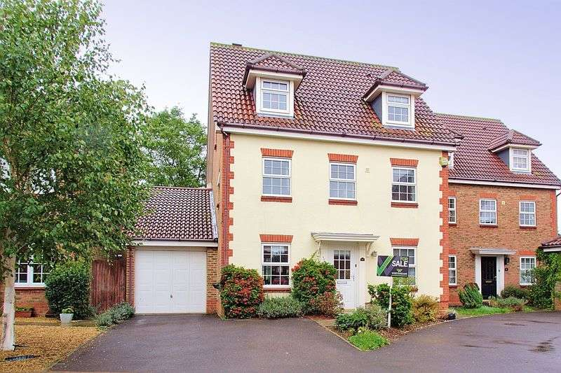 5 Bedrooms Detached House for sale in Saxby Close, Barnham, PO22