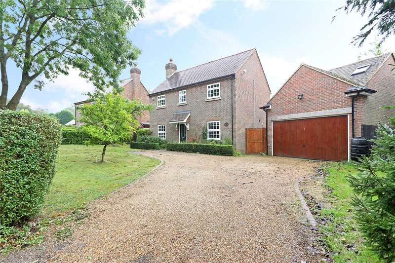 3 Bedrooms Detached House for sale in Capel Road, Rusper, Horsham, West Sussex, RH12