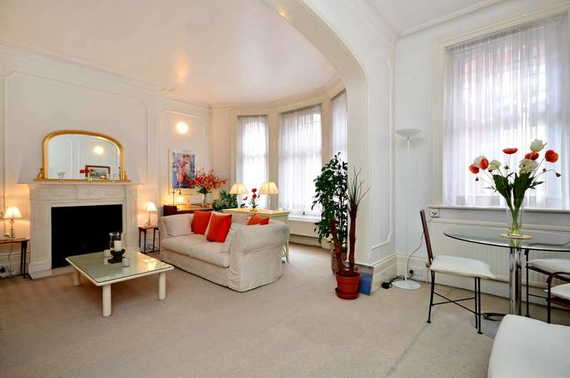 2 Bedrooms Flat for sale in Transept Street, Marylebone, NW1