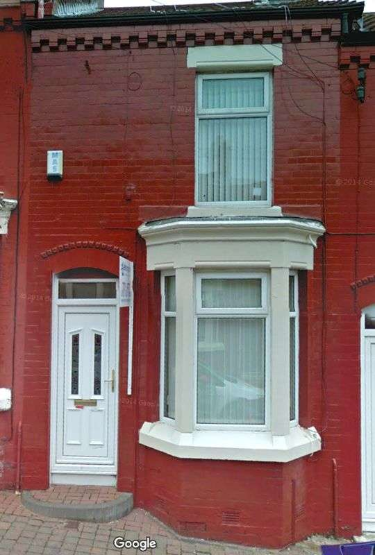 2 Bedrooms Terraced House for sale in Draycott Street, Liverpool