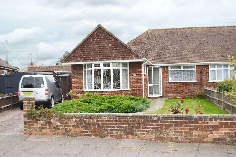 2 Bedrooms Semi Detached Bungalow for sale in GORING