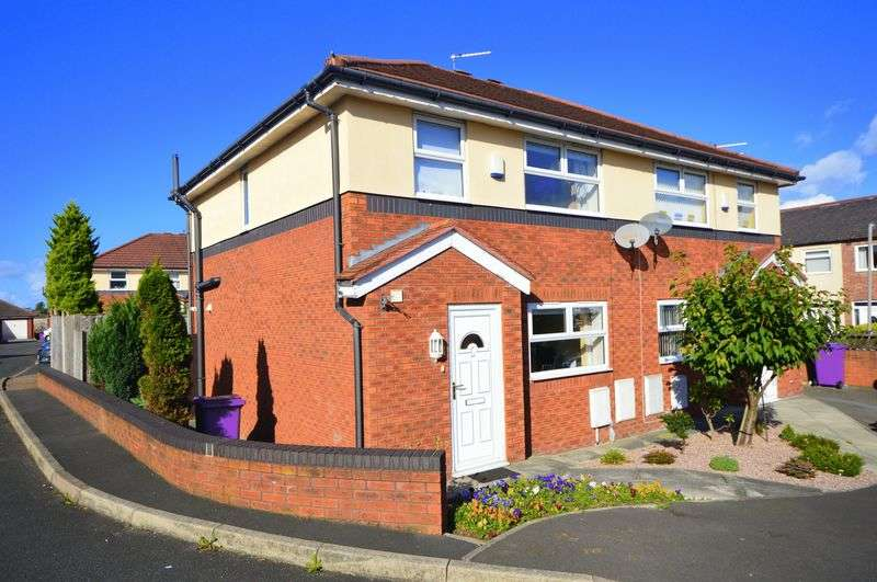 3 Bedrooms Semi Detached House for sale in Railbrook Hey, Liverpool