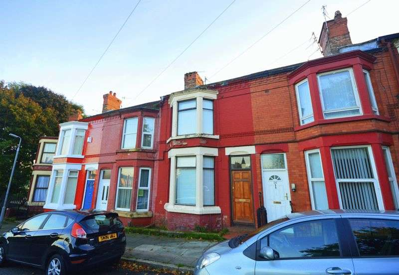3 Bedrooms Terraced House for sale in Kinnaird Street, Dingle